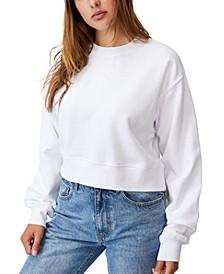 Women's Classic Cropped Sweatshirt