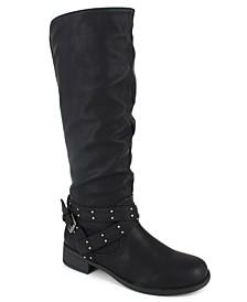 Women's Mema A Wide Calf Boots