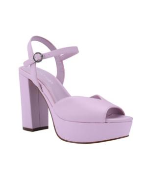 Women's Dercy Platform Dress Sandal Women's Shoes