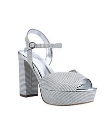 Women's Dercy Platform Dress Sandal