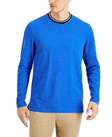 Men's Performance Pique Shirt, Created for Macy's