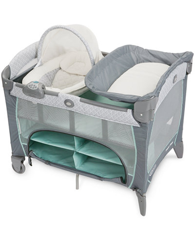 Graco Pack N Play Playard With Newborn Ner Dlx