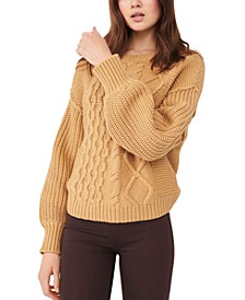 Dream Cable-Knit Sweater