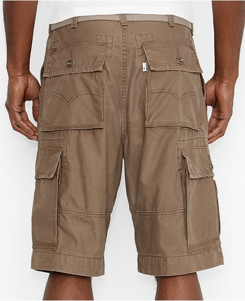 9d605da2c4 Levi's Men's Squad Cargo Shorts & Reviews - Shorts - Men - Macy's