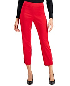 Embellished Cuff Pants, Created for Macy's