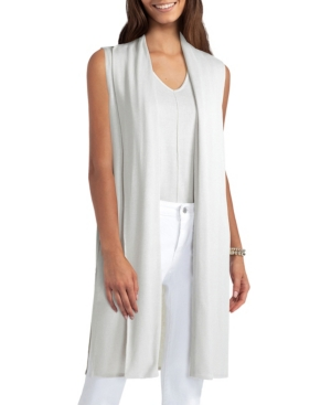 Women's Collared Knit Vest
