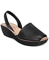 a951b27c3920 Kenneth Cole Reaction Women s Fine Glass Platform Wedge Sandals