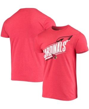 Men's Heathered Cardinal Arizona Cardinals Prime Time T-shirt