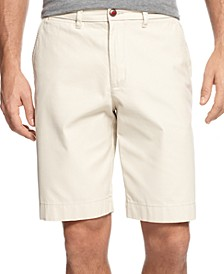 "Men's Big and Tall 8 1/2"" Chino Shorts"