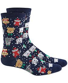 Pets Holiday Socks, Created for Macy's