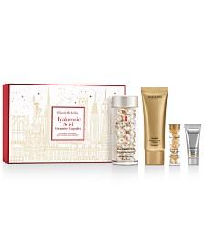 4-Pc. Plumped & Perfect Hyaluronic Acid Ceramide Capsules Skincare Gift Set