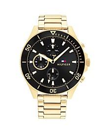 Men's Gold-tone Bracelet Watch 46mm