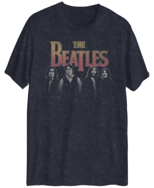 Men's The Beatles Group Graphic T-Shirt