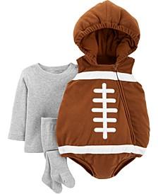 Little Football Halloween Costume Set