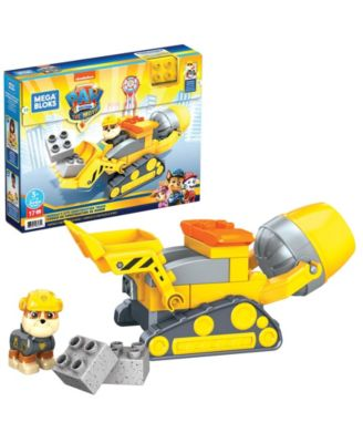 Paw Patrol 17 Piece Buildable Vehicle 3 Set