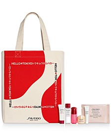 Choose Your FREE 7pc Gift with any $85 Shiseido Purchase (A $110 Value!)*