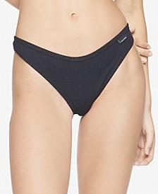 Ribbed Multi-pant Thong