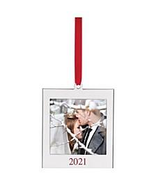 2021 Frame Charm Ornament