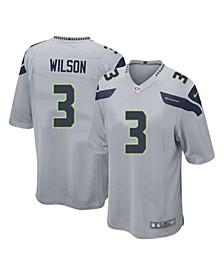 Men's Russell Wilson Seattle Seahawks Game Jersey