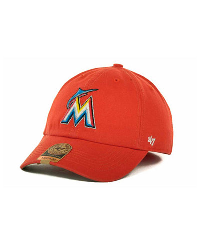 '47 Brand Miami Marlins MLB '47 Franchise Cap