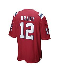 Men's Tom Brady New England Patriots Game Jersey