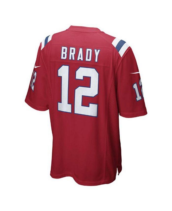 Nike Men's Tom Brady New England Patriots Game Jersey & Reviews ...