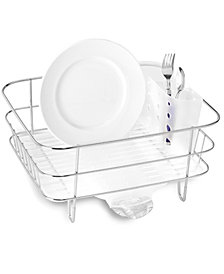 simplehuman Compact Wire Frame dish rack