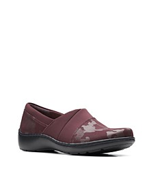 Women's Collection Cora Heather Flat Shoes