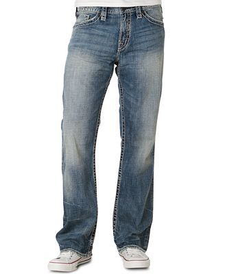 Silver Jeans Men&39s Grayson Bootcut Relaxed Fit Jeans - Jeans - Men
