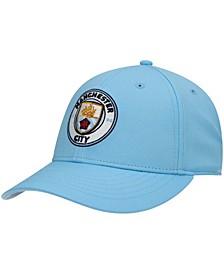 Men's Light Blue Manchester City Standard Adjustable Hat