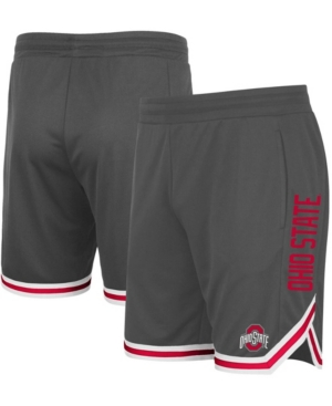 Men's Charcoal Ohio State Buckeyes Continuity Shorts