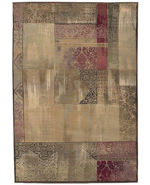 "Oriental Weavers Area Rug, Generations 1527X Dreamscape 7' 10"" x 11'"