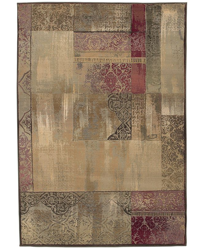 "Oriental Weavers Area Rug, Generations 1527X Dreamscape 9'9"" x 12'2"""