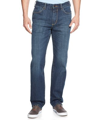 Tommy Bahama Men's Walker Vintage Straight Fit Jeans - Jeans - Men ...