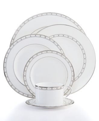 kate spade new york Signature Spade Dinnerware Collection  sc 1 st  Macy\u0027s & kate spade new york Signature Spade Dinnerware Collection - Fine ...