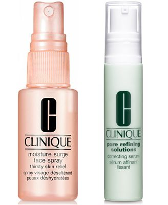 Receive 2 FREE Minis with any $75 Clinique purchase