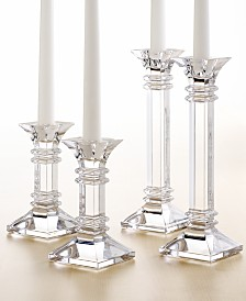 Marquis by Waterford Treviso Candle Holders Collection