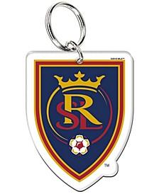 Multi Real Salt Lake Acrylic Key Ring