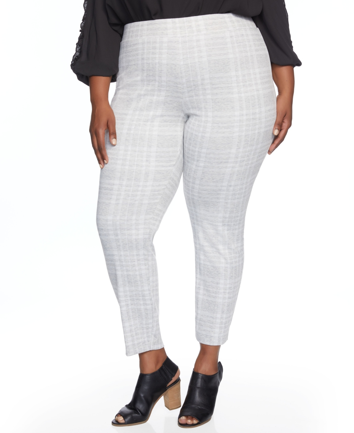 Plus Size Waistband Skinny Pant