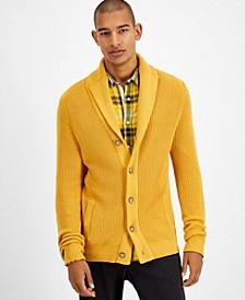 Men's Alvin Cardigan Sweater, Created for Macy's