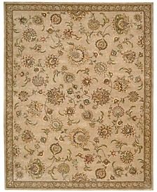 "Wool and Silk 2000 2360 8'6"" x 11'6"" Area Rug"
