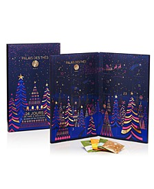 Holiday Tea Advent Calendar, 24 Pieces