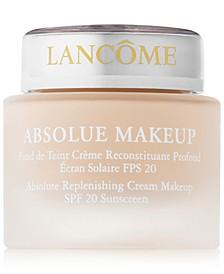 Absolue Cream Hydrating & Replenishing SPF 20 Foundation, 1.18 oz.
