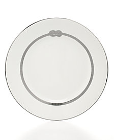 Vera Wang Wedgwood Vera Infinity Salad Plate