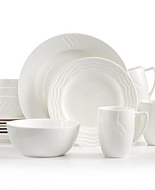 CLOSEOUT! Lenox Spyro 16-Piece Set, Service for 4