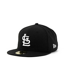New Era St. Louis Cardinals MLB B-Dub 59FIFTY Cap