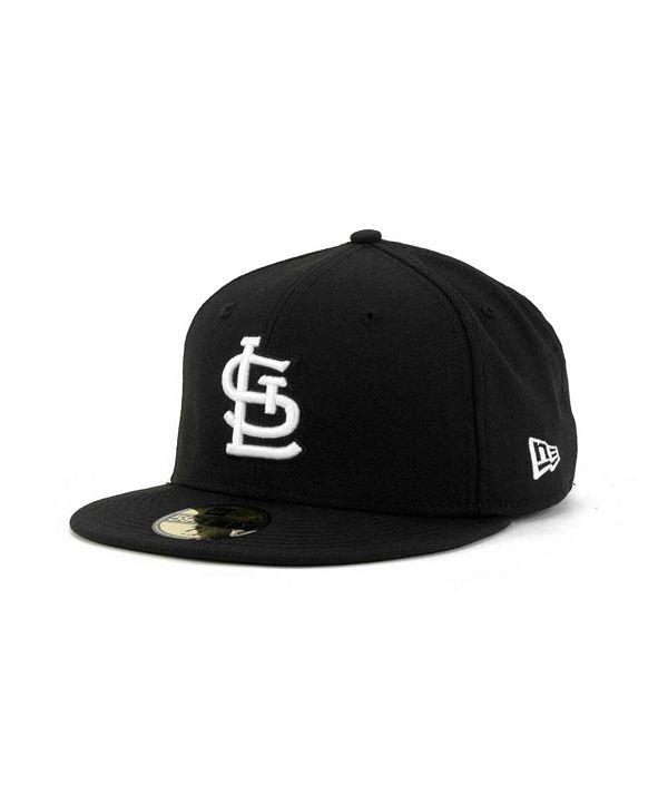 New Era St. Louis Cardinals MLB B-Dub 59FIFTY Cap