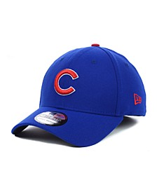 Chicago Cubs MLB Team Classic 39THIRTY Stretch-Fitted Cap