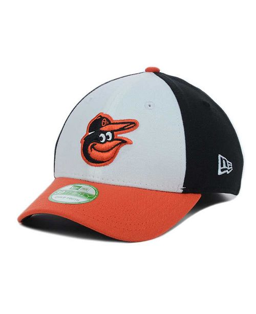 half off 586bc 9b9ea ... New Era Baltimore Orioles Team Classic 39THIRTY Kids  Cap or Toddlers   ...