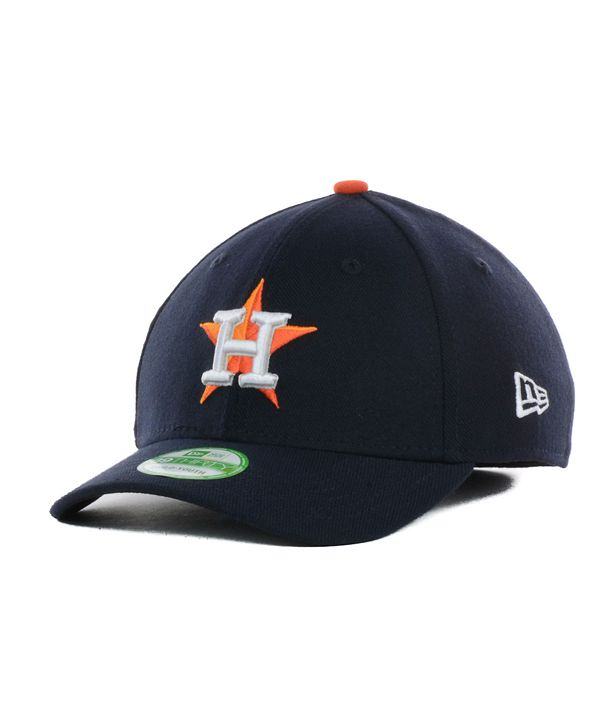 New Era Houston Astros Team Classic 39THIRTY Kids' Cap or Toddlers' Cap